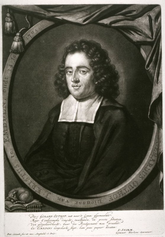 Portrait of Gerard Outhof