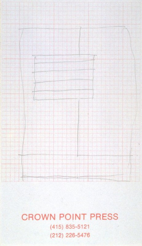 #3 Untitled (set of 13 drawings)