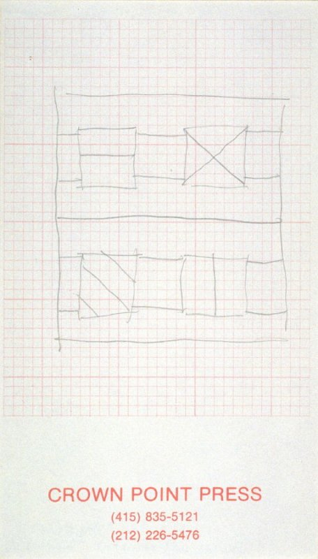 #12 Untitled (set of 13 drawings)