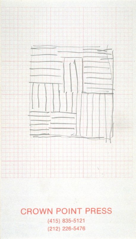 #13 Untitled (set of 13 drawings)