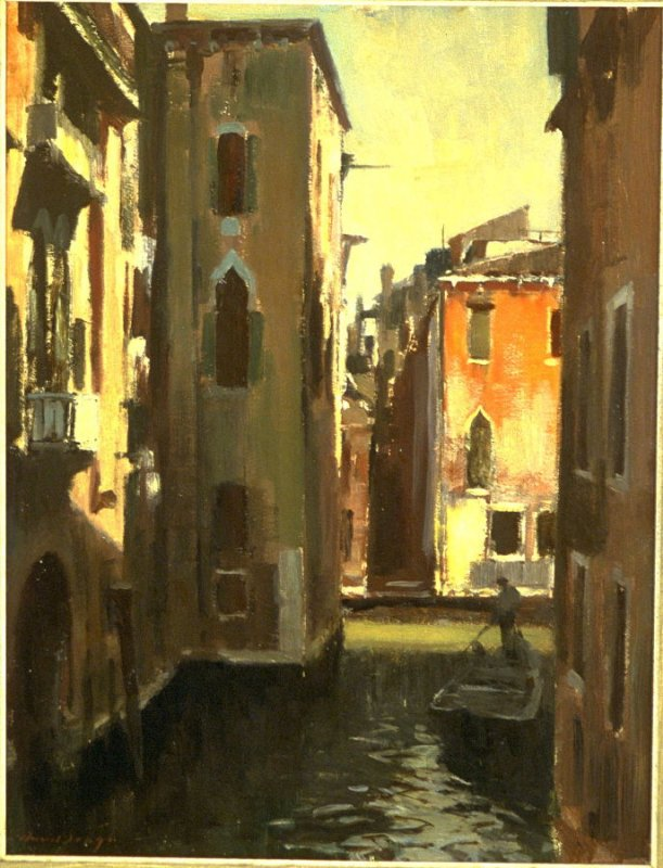 A Red House, Venice