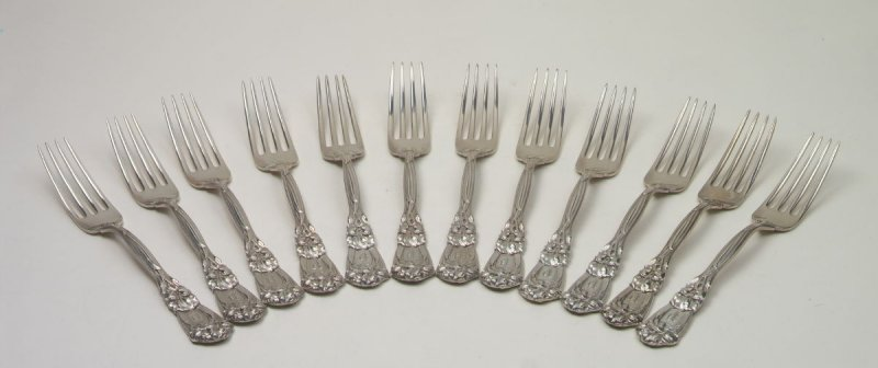 Luncheon fork