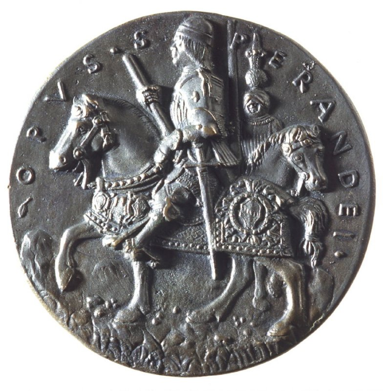 Giovanni II Bentivoglio, Lord of Bolgna, 1462-1506