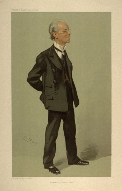 Edward O Connor Terry From Vanity Fair Supplement Leslie