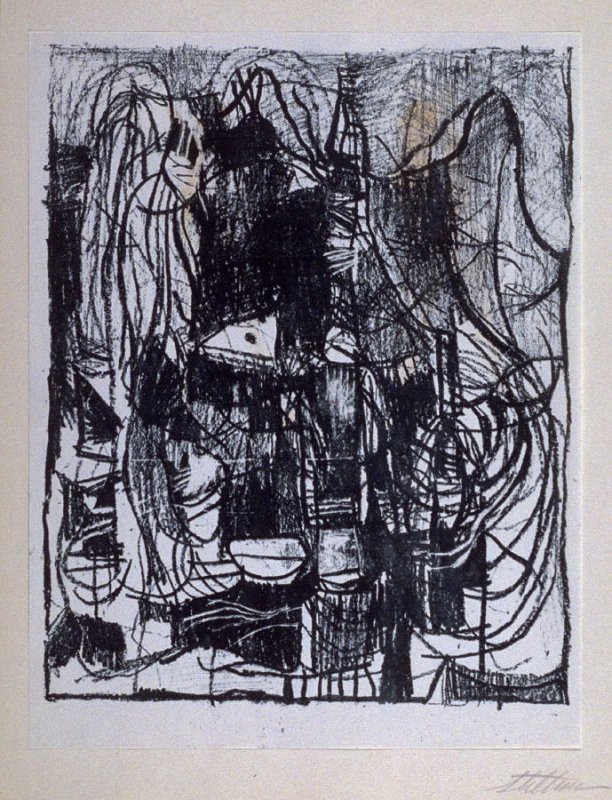"""Untitled (eighth print in """"Drawings"""")"""