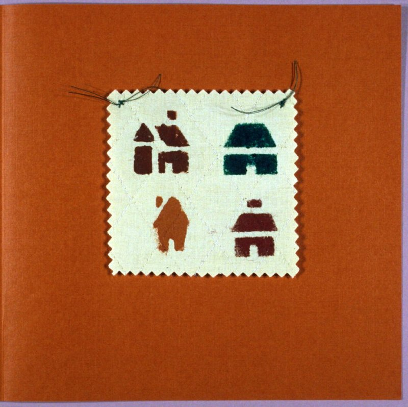 Advice to the TRUE COLLECTOR: Buy only what you like..., folder 17 in the book The True Collector by Frederica Postman (Los Altos CA: P'Nye Press, 1997