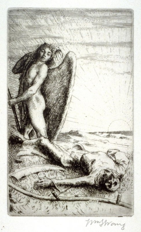 Death defeated - Death and the Ploughman's Wife Series