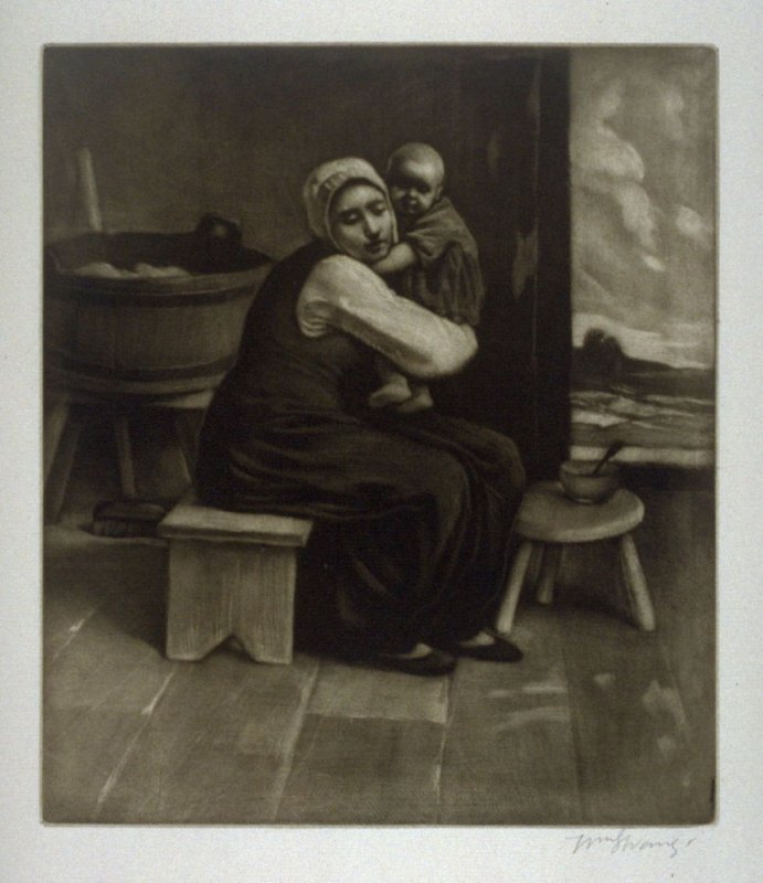 A Ploughman's Wife and Child - Death and the Ploughman's Wife