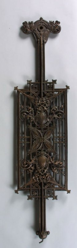Baluster for Schlesinger & Meyer (later Carson Pirie Scott & Co.)