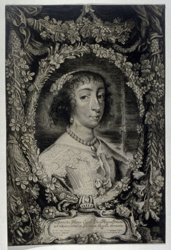 Henrietta Maria, Queen of England