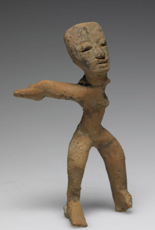 Standing Dancer Figure