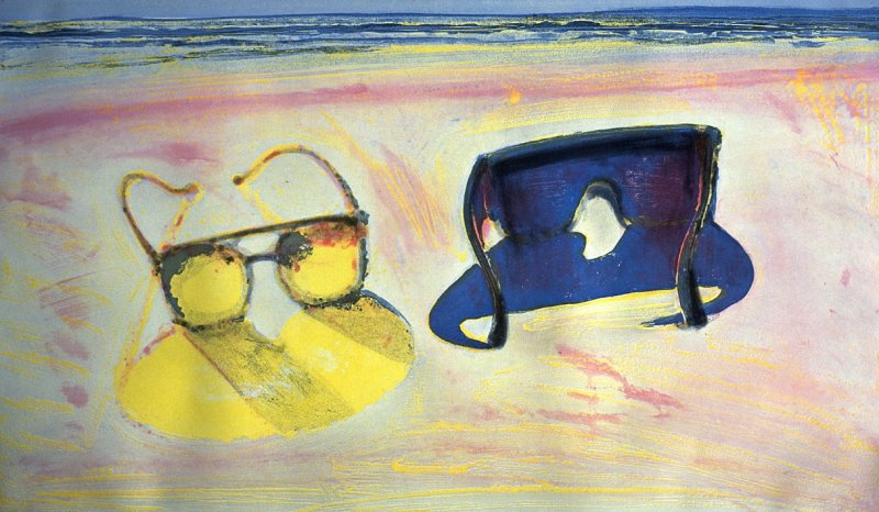 Working proof 13 for Beach Glasses