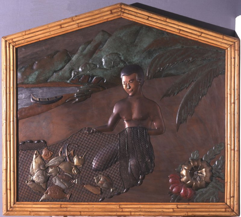 Governor of Hawaii Wall Plaque