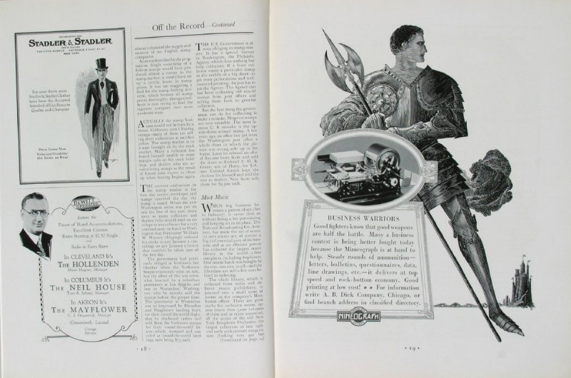 Page 10 in the book Fortune Magazine, Volume V, Number 3, March 1932