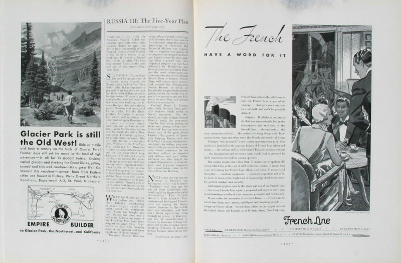 Page 64 in the book Fortune Magazine, Volume V, Number 3, March 1932