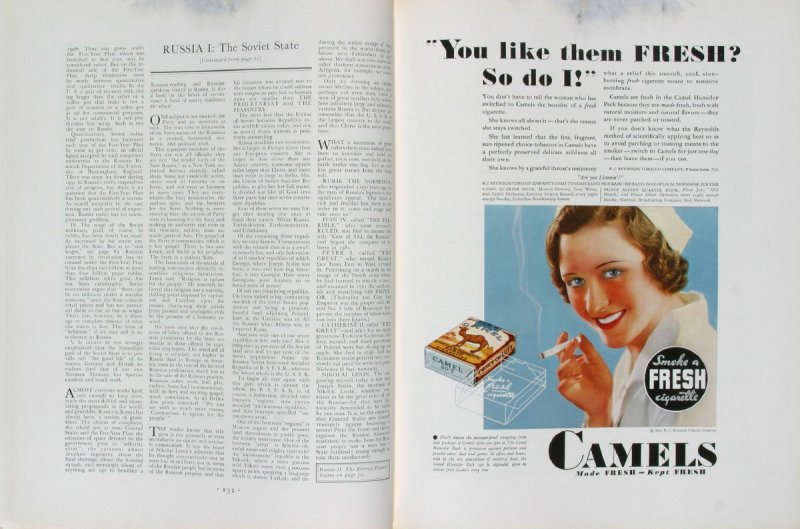 Page 67 in the book Fortune Magazine, Volume V, Number 3, March 1932