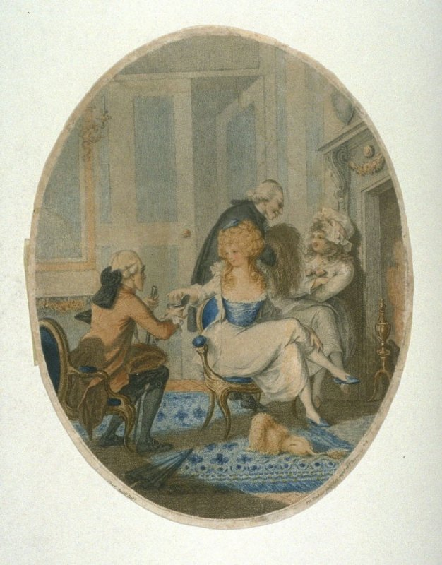 The French Fireside