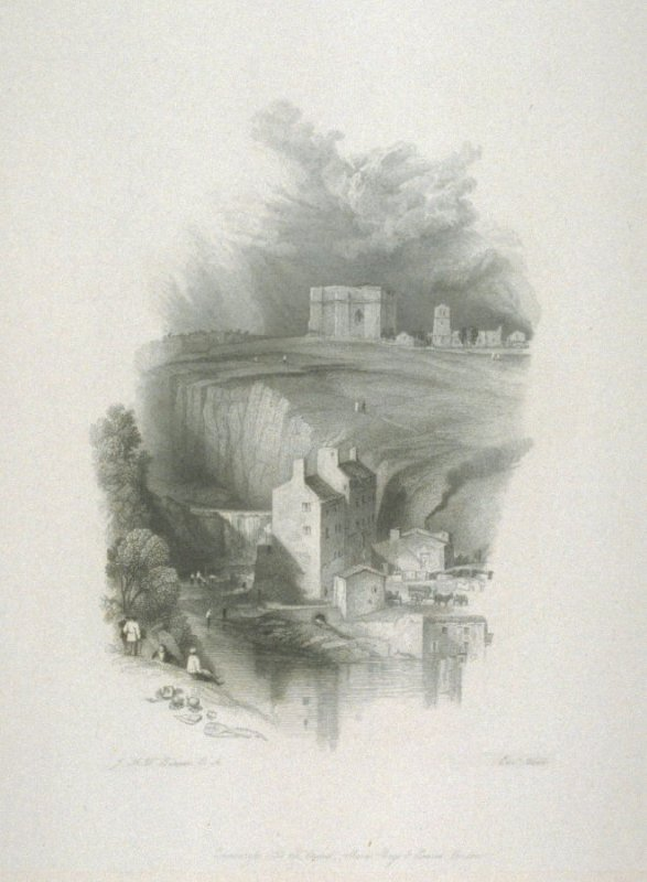 Bowes River, from Scott's Poetical Works