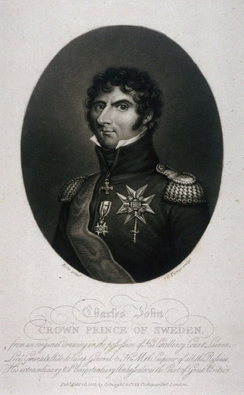 Charles John, Crown Prince of Sweden