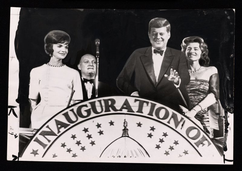Guests Of Honor At Pre-Inaugural gala