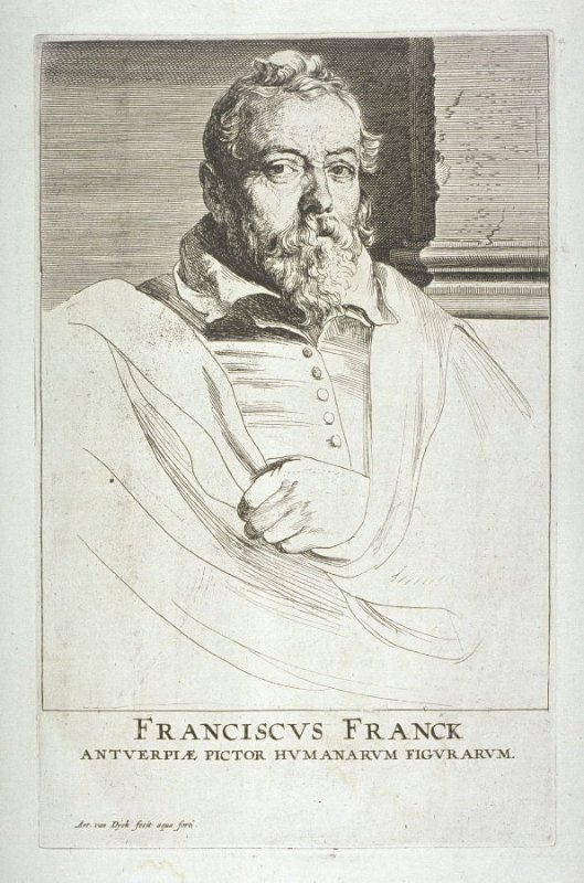 Frans Francken the Elder, from The Iconography