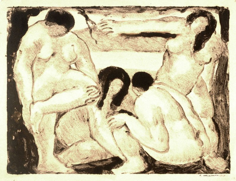 Untitled ( Four Nudes)