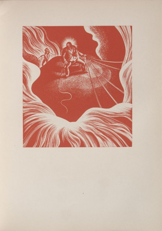 Untitled, illustration 59, in the book Wild Pilgrimage by Lynd Kendall Ward (New York: Harrison Smith & Robert Haas, 1932)