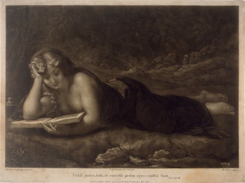 The Reading Magdalen