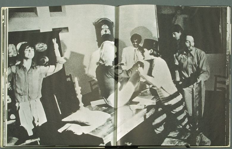 illustration in the book Andy Warhol's Index Book