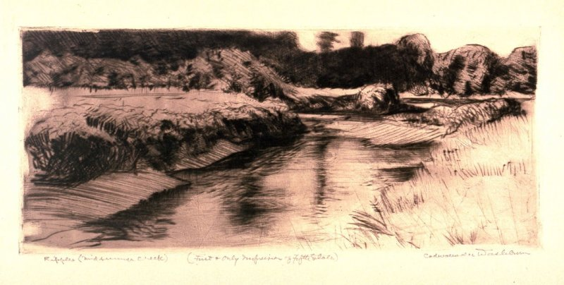 Midsummer Creek (Ripples)