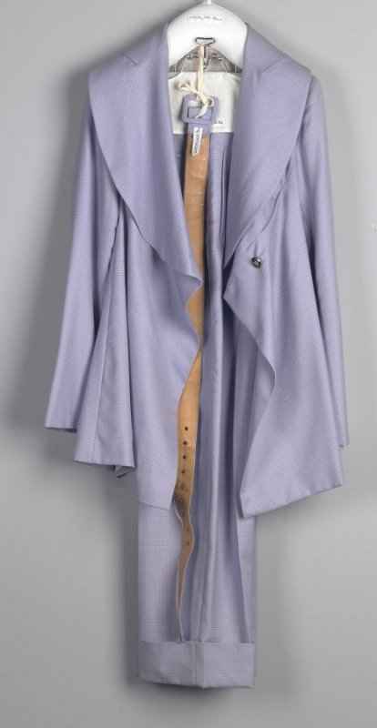 Woman's Day Ensemble (coat, trousers and belt)