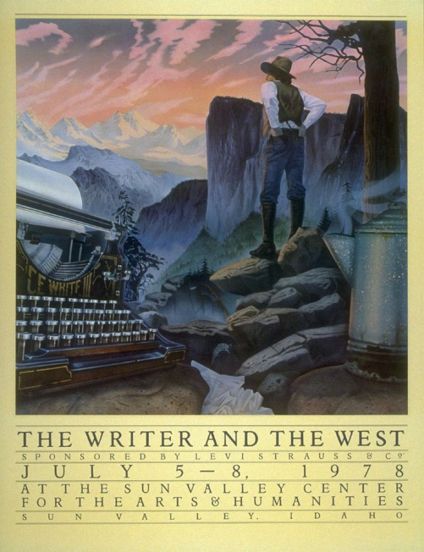The Writer and West