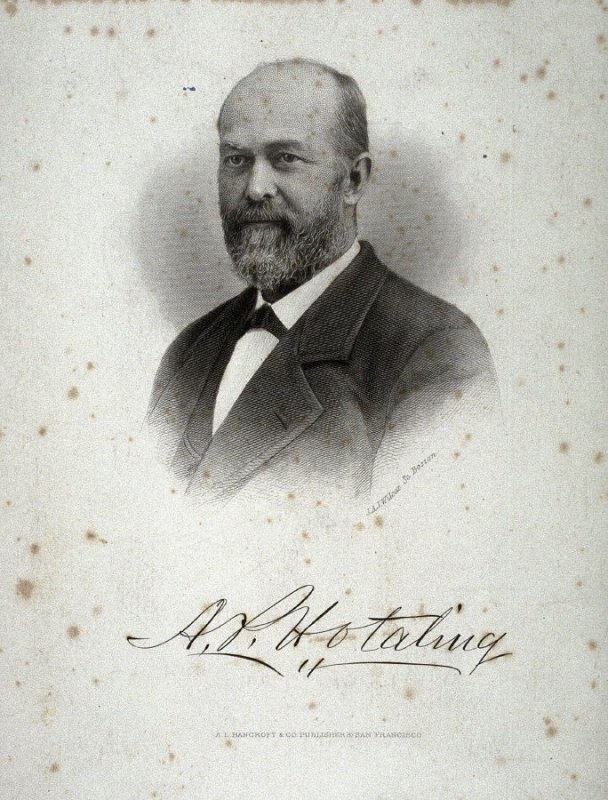 Anton Parsons Hotaling