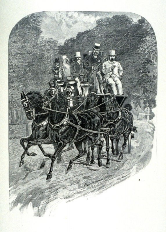The Prince of Wales Driving